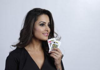 Poker Raj announces Anita Hassanandani asBrand Ambassador