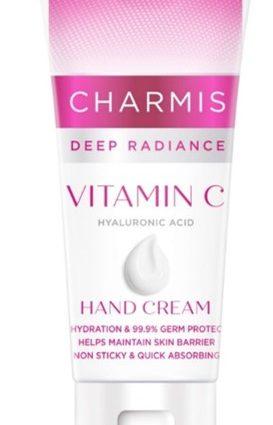 hand cream, Charmis