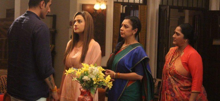 Kavya asks Anuj