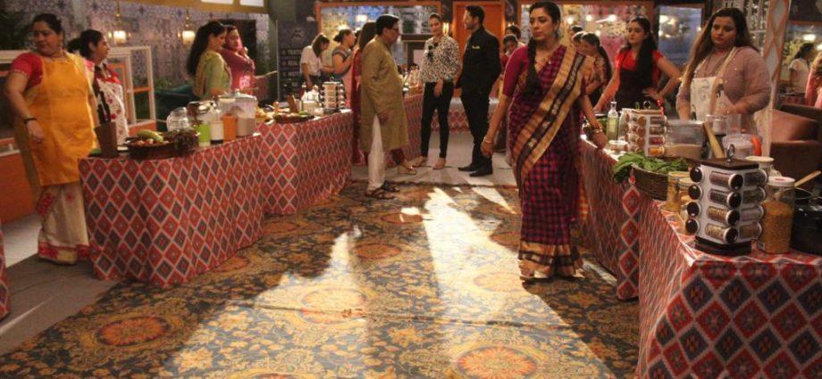 Anupamaa Anuj organize cooking competition